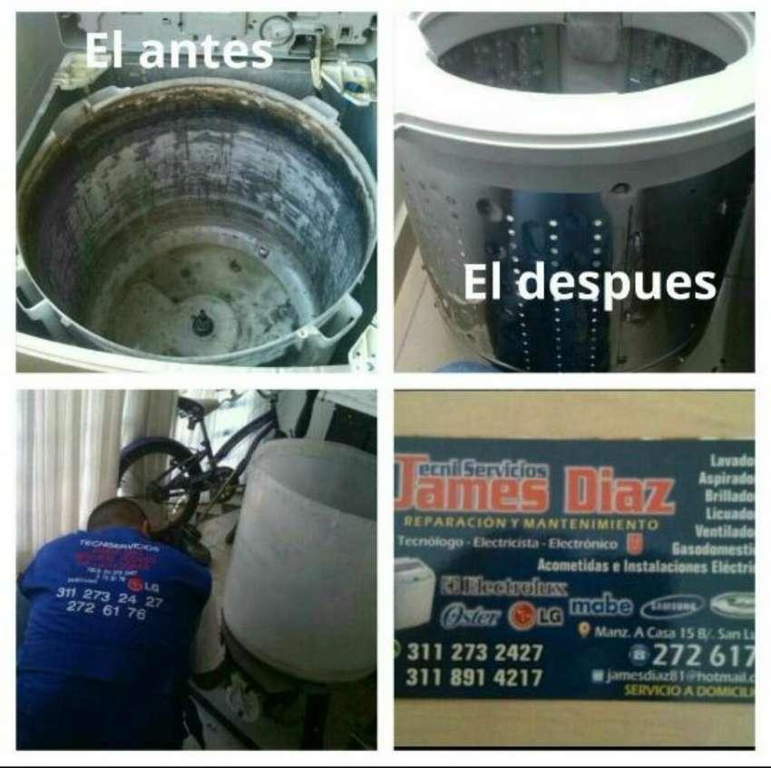 Servicio Técnico de Lavadoras. Neveras. 0