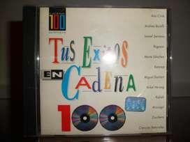 Tus éxitos en Cadena 100 cd