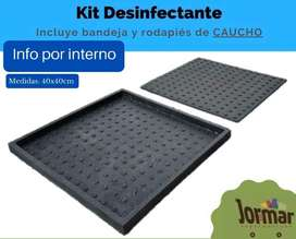 Kit desinfeccion