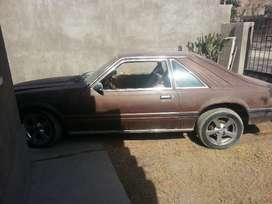 Mustang V8 para proyecto