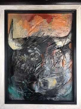 Pintura de Pedro Niaupari 96