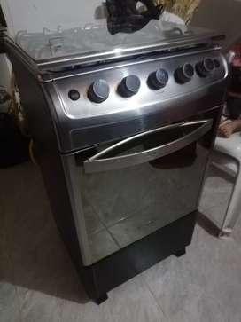 Estufa de horno, toda a gas, excelente estado