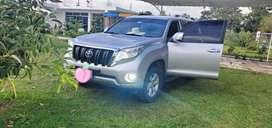Vendo camioneta Land Cruiser Prado