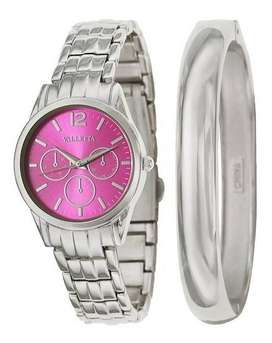 Valletta Bracelet Women's Quartz Watch Fmdct481a Reloj Mujer