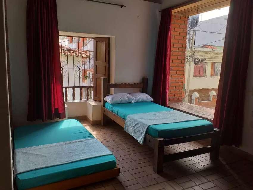 Alquiler apartamento vacacional  básico San Gil 0