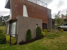 Casa en Arriendo con Espacio Verde, en Challuabamba