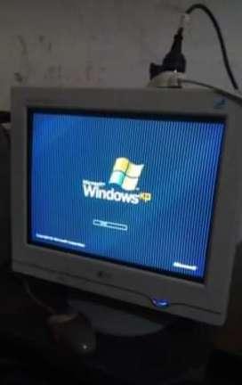 Computadora LG le falta un cable