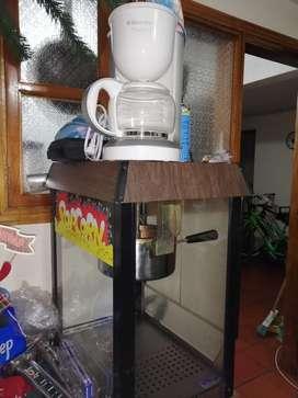 Crispetera Y Cafetera