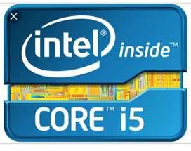 Corte i5 2520m para portatil