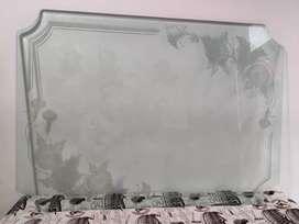 Se vende vidrio, biselado