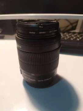Lente Canon 18-55 STM Usado