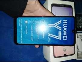 Vendo Huawei Y7 2019 como nuevo