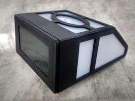 Aplique Solar Iluminación Exteriores
