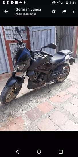 Vendo moto perfecto estado.
