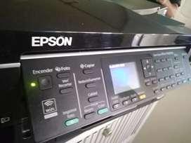 Epson impresora negociable
