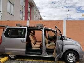 Transporte Turístico Furgoneta