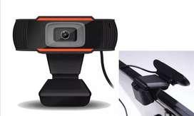 Camara WEB FHD 1080p con microfono. 100 soles