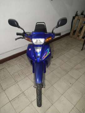 Yamaha Crypton R