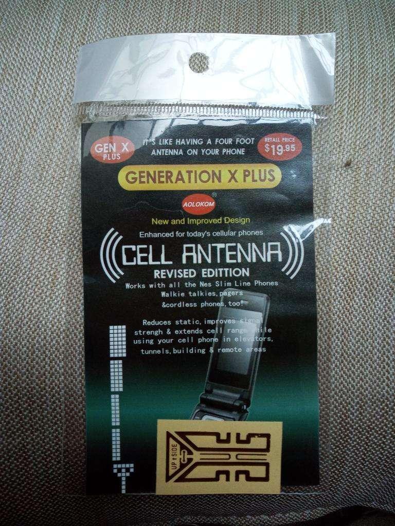 Antena Mejoradora de Señal Gen X Plus