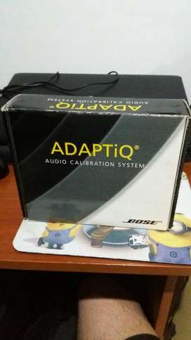 Bose Sistema de Calibracion de Audio Cambio