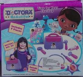 Juego Doctora Beautiful Disney Luz Sonid