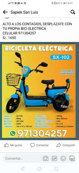 BICI ELECTRICAS