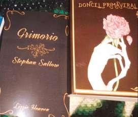 Doncel Primaveral y el grimorio Larry Stylinson, libro one direction