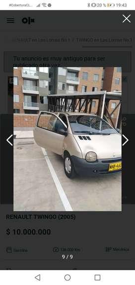 Vendo Renault Twingo 2005