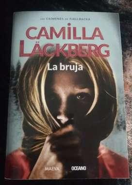 Libro La Bruja de Camilla Lackberg