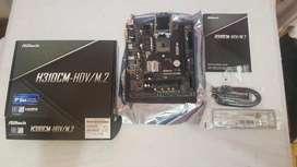 nuevo : Placa Madre ASrock Chipset de Intel H310CM-HDV