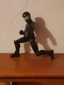 Max Steel Negro