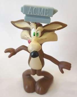 Muñeco colecionable Coyote (Correcaminos).