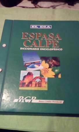 Diccionario Enciclopedico Espasa Calpe
