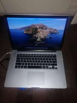 """Apple MacBook Pro 15-Inch """"Core i7"""" 2.4  2013, 8 GB 1600 MHz DDR3 Especificaciones en las imagenes"""