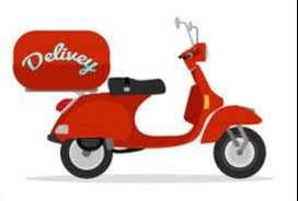 Delivery con moto