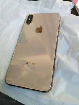 iPhone Xs Dorado de 64gb