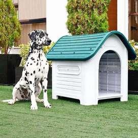 Casa para Perro marca Rundy de 87x72x75 cm.
