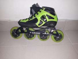 patines profesionales marca cannaria