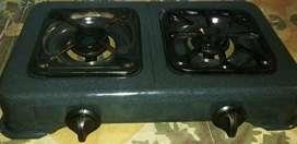 !Vendo! Hermosa estufa de mesa 2 puestos
