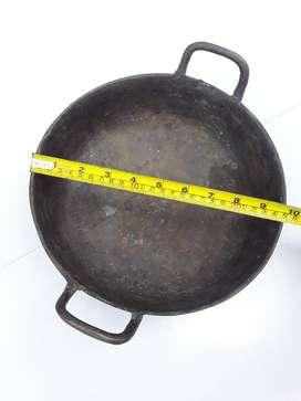 Paila de Bronce puro antiguo 25cm
