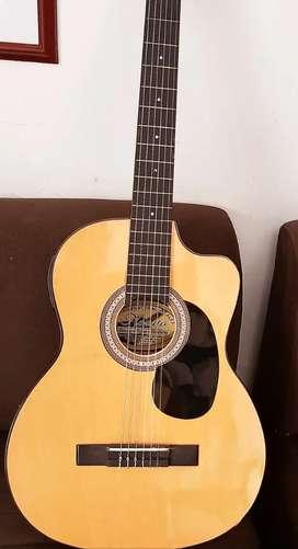 Guitarra electro acústica marca NORATO