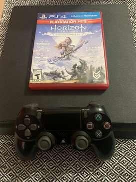 PlayStation 4 Slim - 1 TB - 1 Juego - 1 control