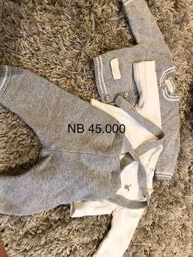 Ropa bebe recien nacido niño española usada en perfecto estado