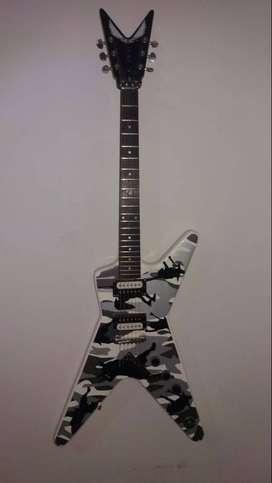 Guitarra eléctrica Dean modelo Dimebag