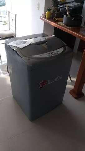 Lavadora LG Automática Usada