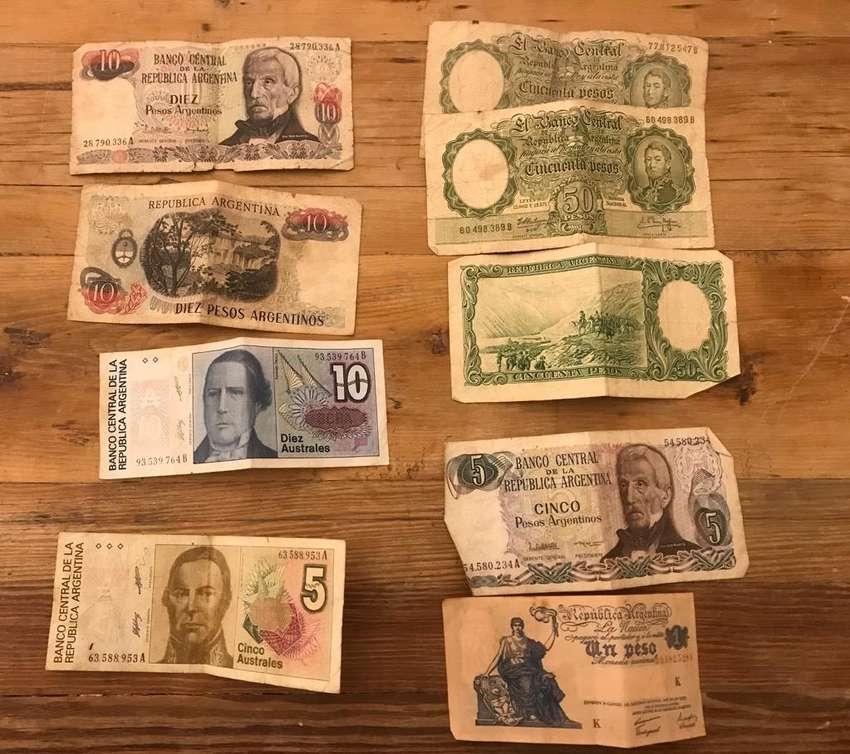 Billetes Antiguos Argentina 0