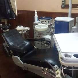 Unidad dental RITTER Aleman