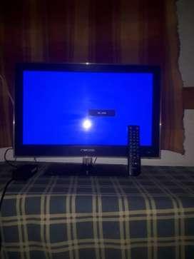 Vendo TV led RECCO de 24 pulgadas hd con CONTROL