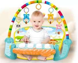 Gimnasio piano para bebé músical