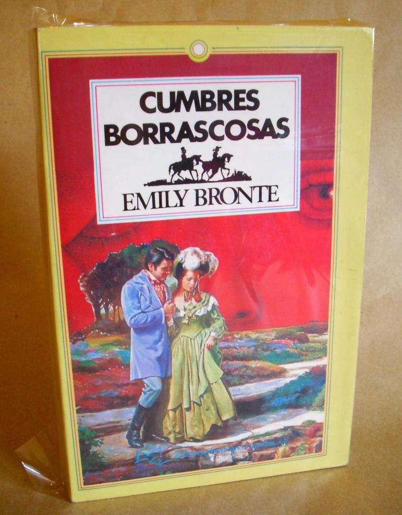 Cumbres Borrascosas de Emily Bronte Clásicos 0